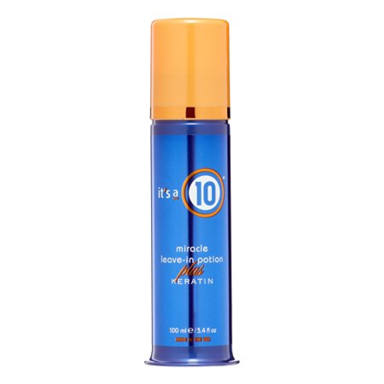 It's A 10 Miracle Leave In Potion Plus Keratin, 3.4 Fluid Ounce