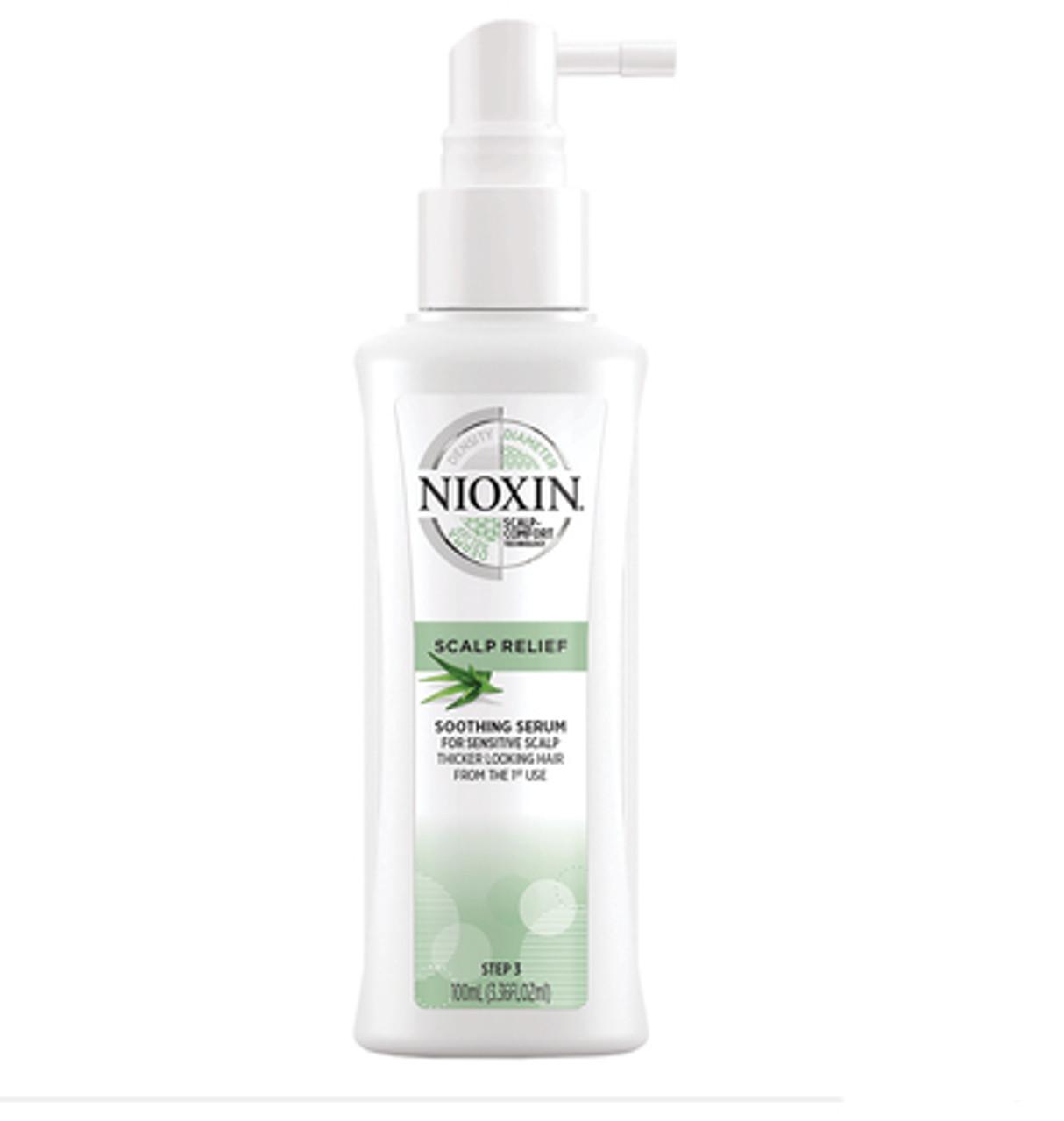 Nioxin Scalp Relief Soothing Serum 3.3 oz