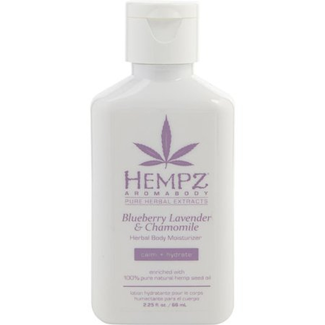 BLUEBERRY LAVENDER LOTION 2.25 O