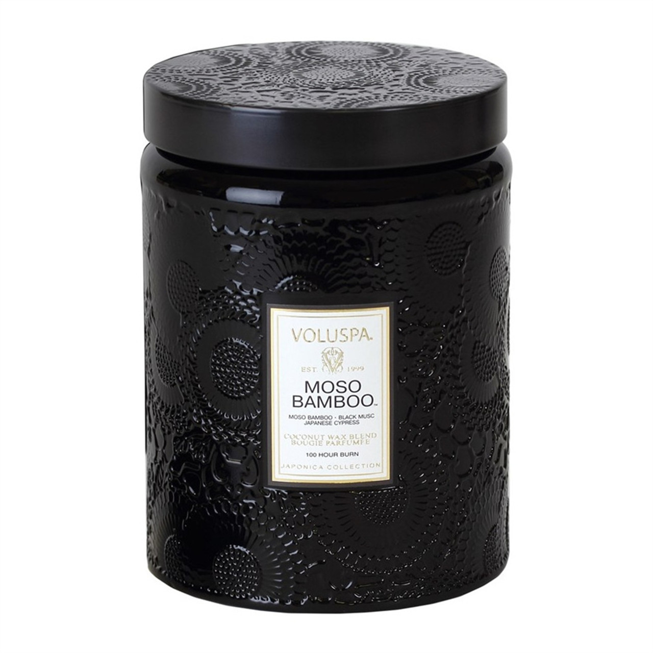 Voluspa Large Jar Candle - Moso Bamboo