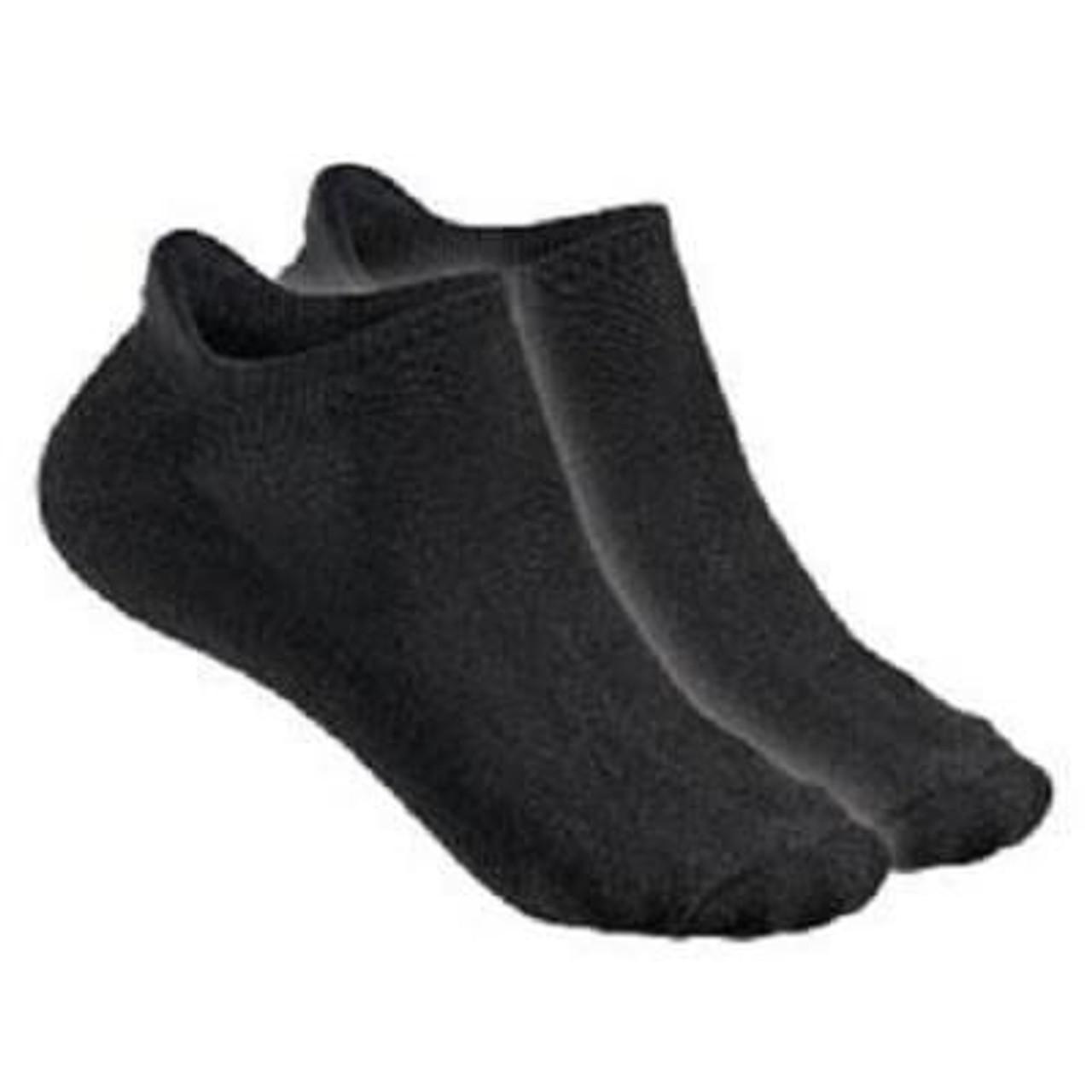 Baby Foot Black Socks