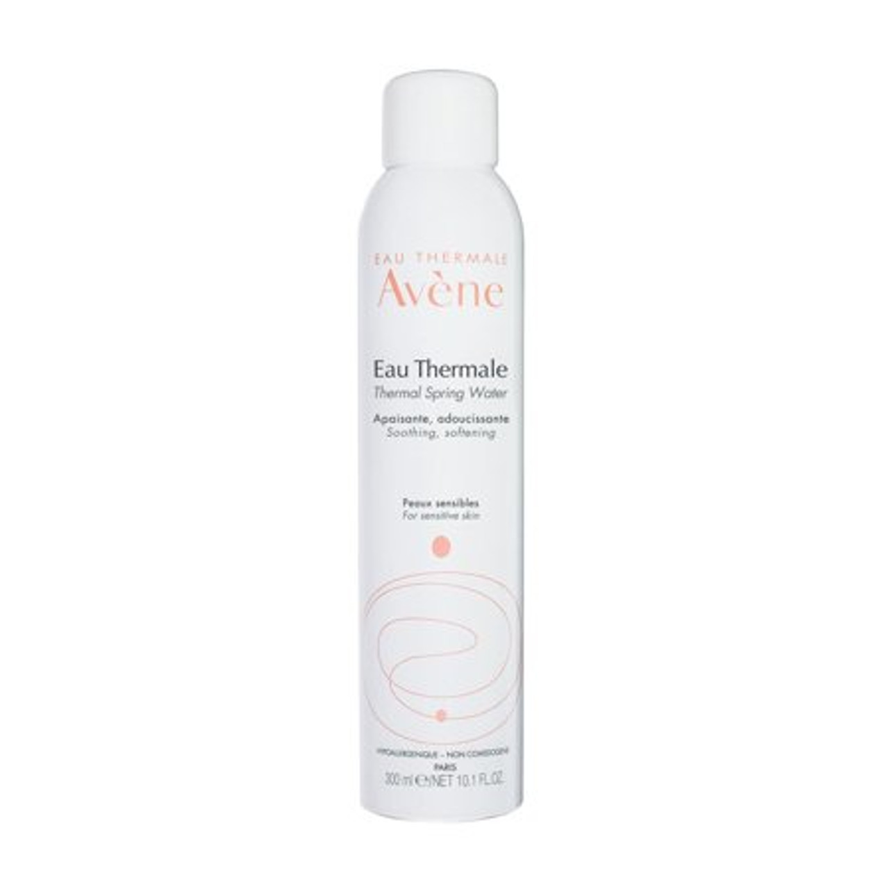 Avene Thermal Spring Water 300 mL  Known for its history in treating atopic dermatitis, Avene Thermal Spring Water is the only thermal spring water bottled directly from the source and packaged in a sterile environment to guarantee purity and maximum skin benefits.