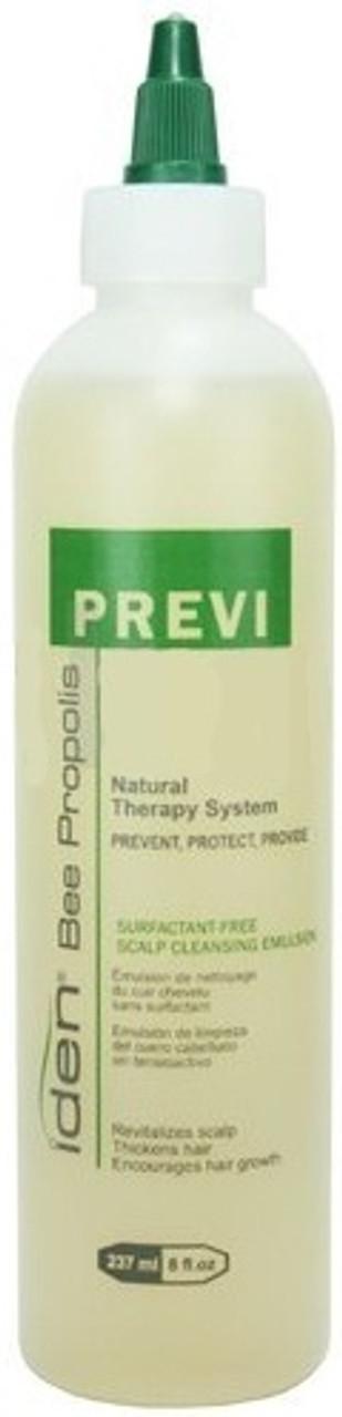 Iden Bee Propolis Previ Scalp Cleansing Emulsion 8oz