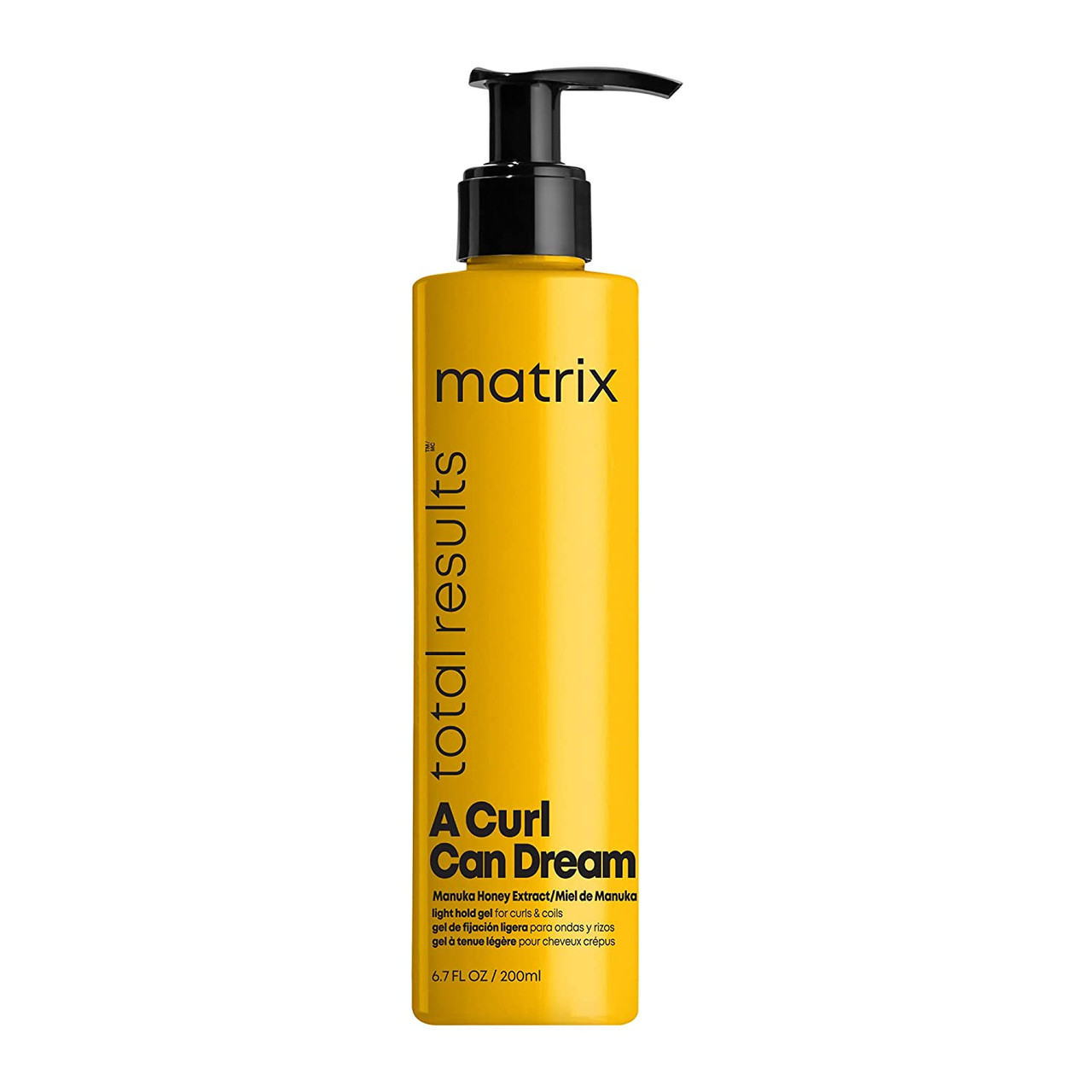 Matrix Total Results A Curl Can Dream Light Hold Gel 6.7 Oz