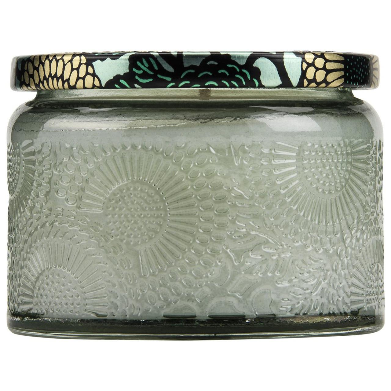 Voluspa French Cade Petite Jar Candle 3.2 Oz