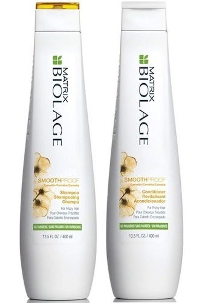 Matrix Biolage SmoothProof Tame Frizzy Hair Shampoo & Conditioner Gift Set