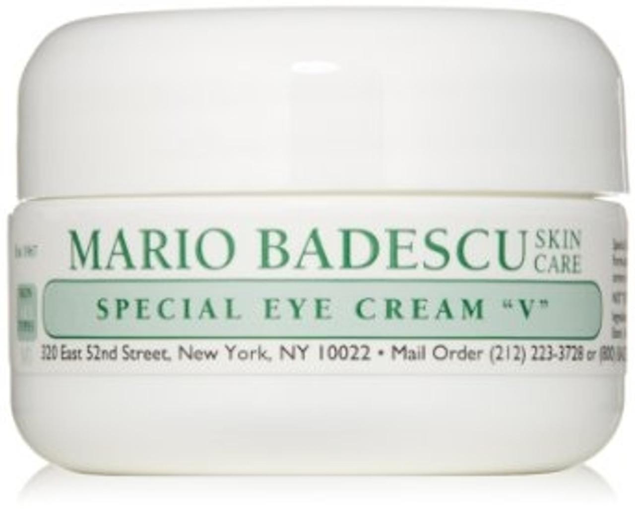 """Mario Badescu Special Eye Cream """"V"""" 1oz"""