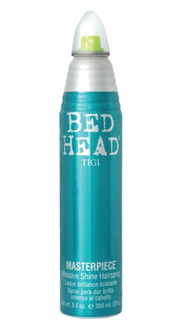 Tigi Bed Head Massive Shine Hairspray