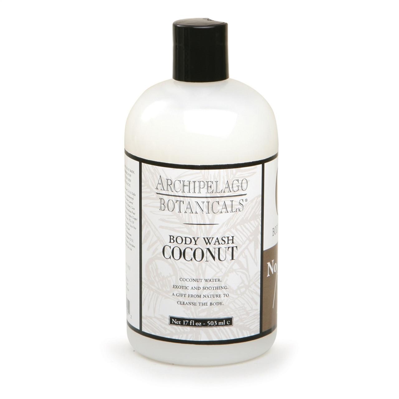 Archipelago Coconut Body Wash 17 oz