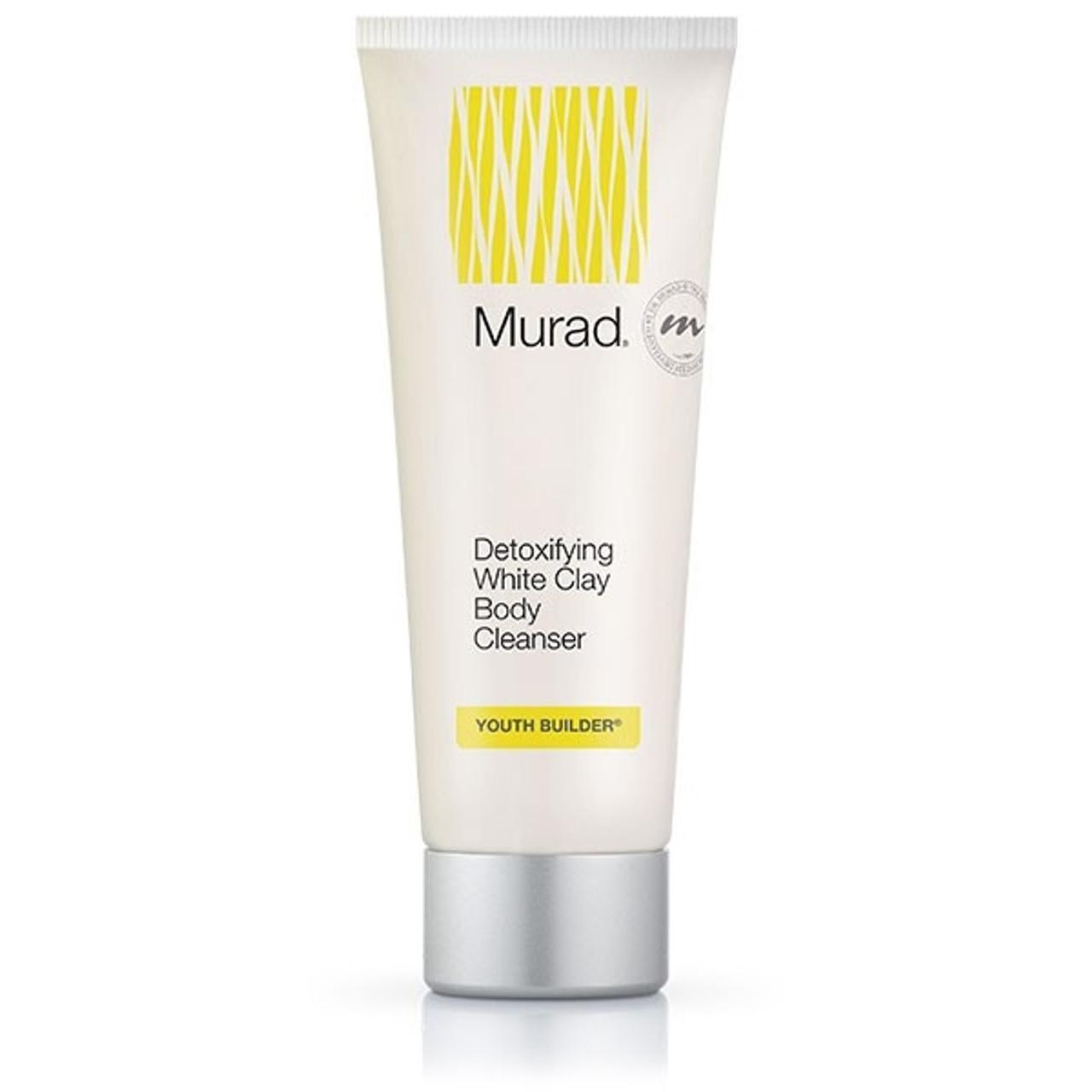 Murad Detoxifying White Clay Body Cleanser 2 oz