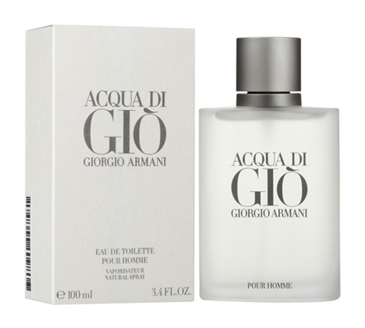 Acqua di Gio Eau de Toilette for Men by Giorgio Armani