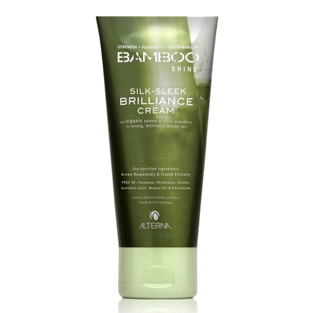 Alterna Bamboo Silk-Sleek Brilliance Cream