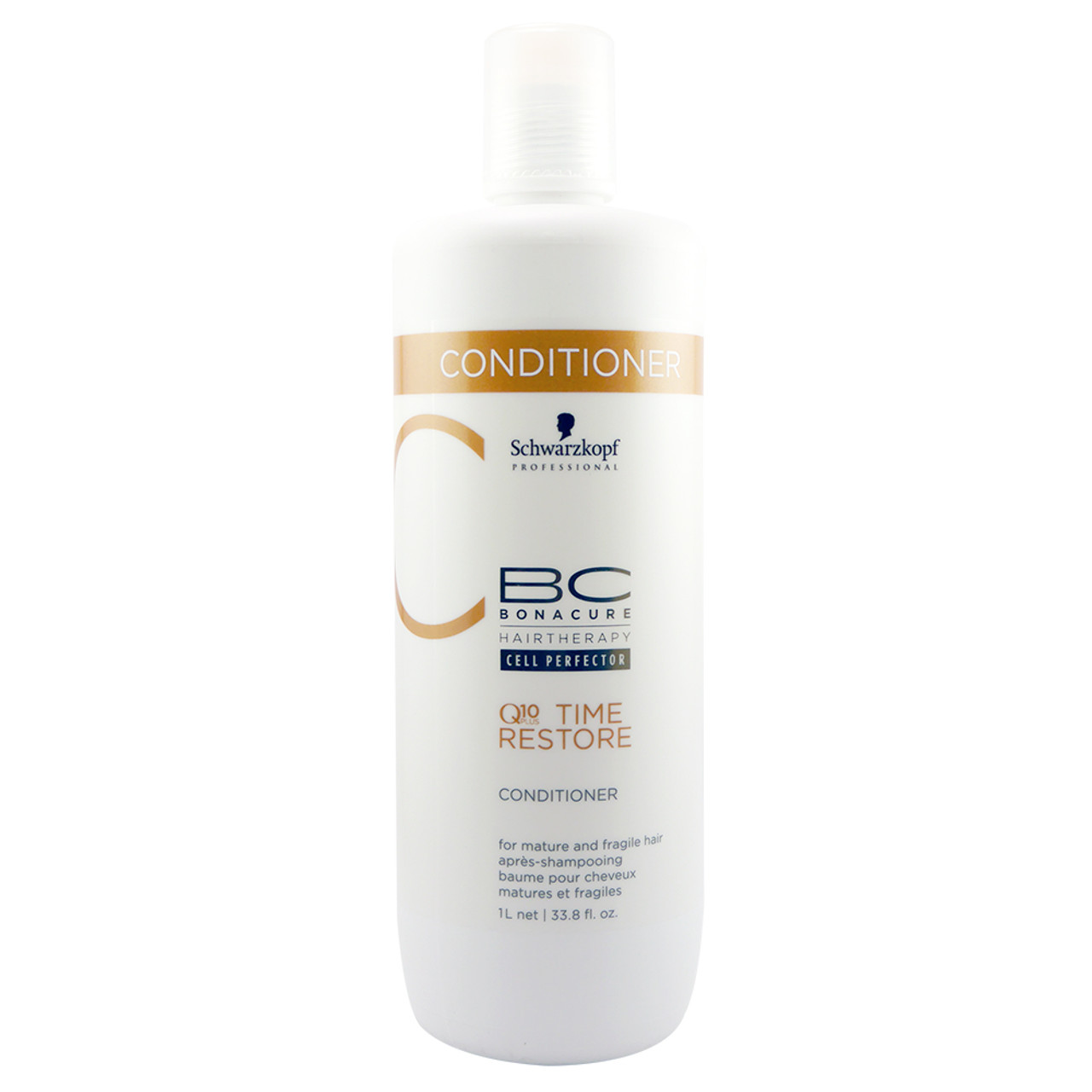 Bonacure Time Restore Q10 Conditioner 1L