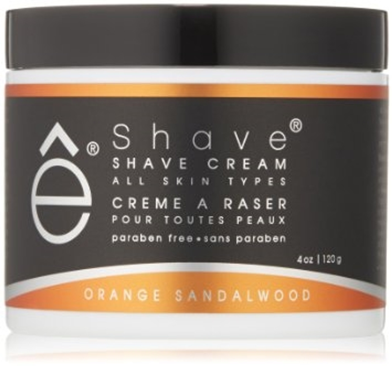 eShave Shave Cream - Orange Sandalwood