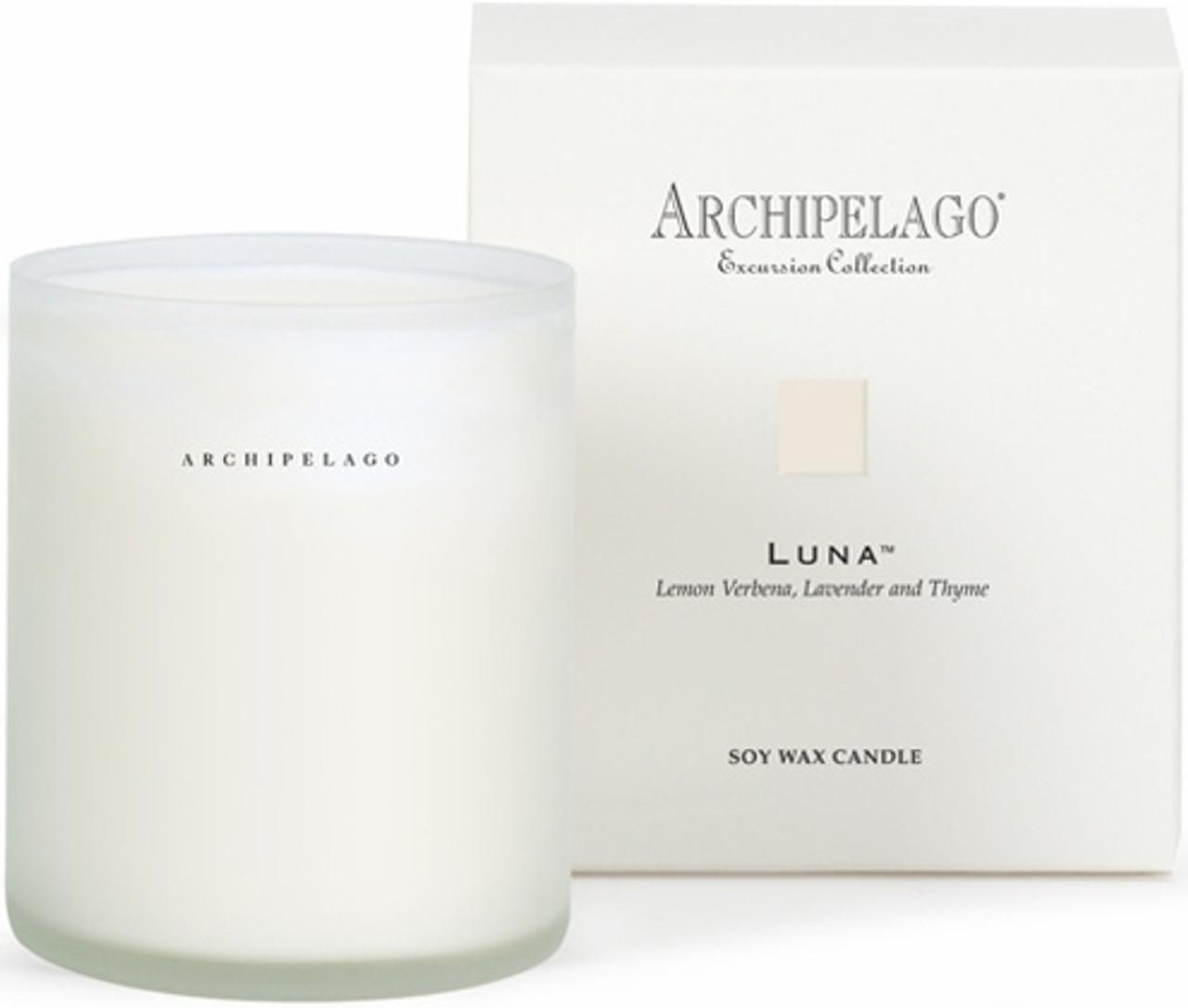 Archipelago Luna Soy Candle