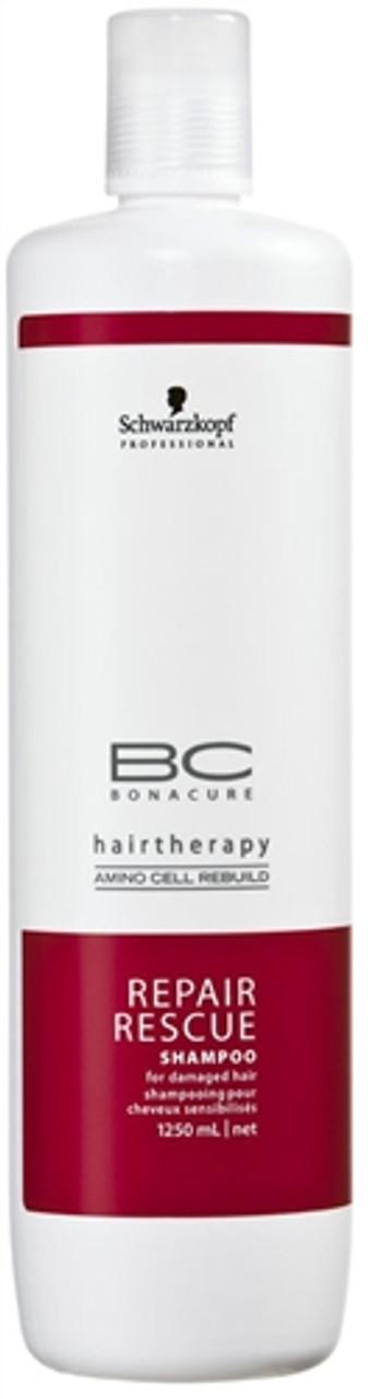 Bonacure Repair Rescue Shampoo, 1L (33.8 OZ)