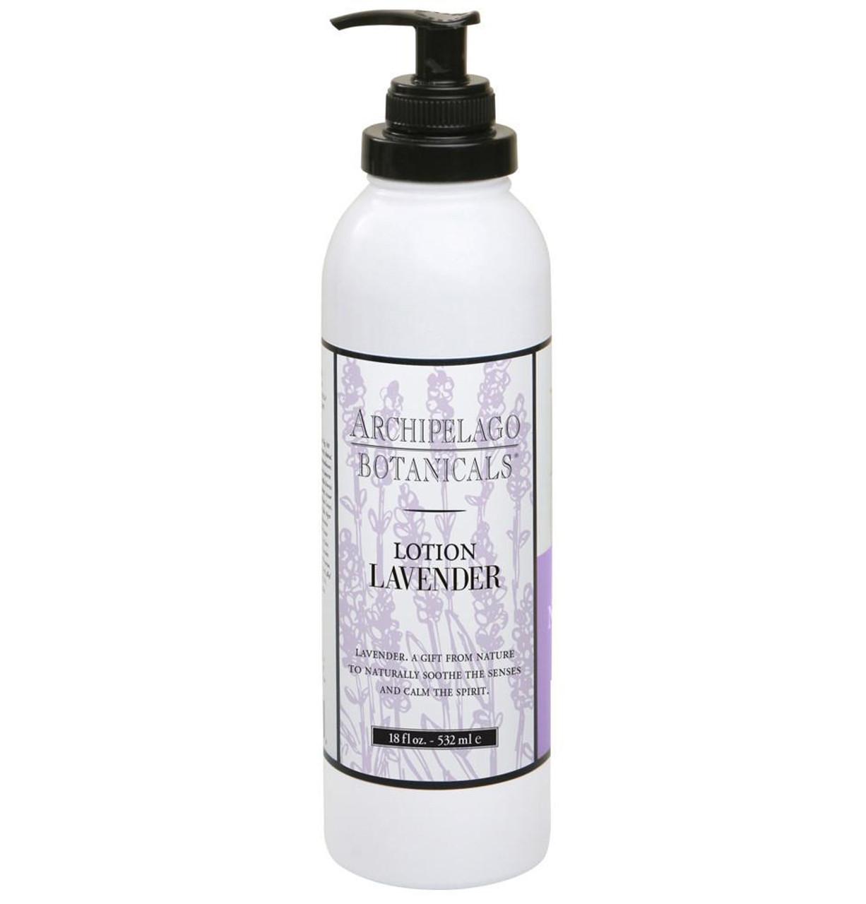 Archipelago Lavender Body Lotion 18 oz