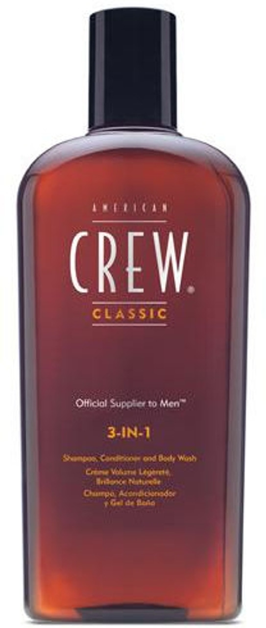 American Crew 3-in-1 - 8.45 OZ