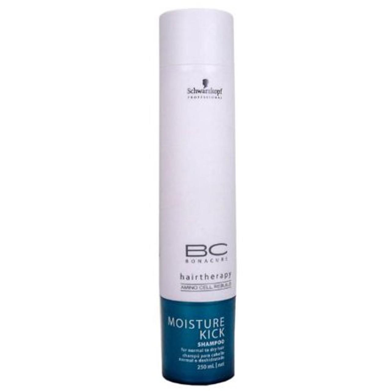 Bonacure Moisture Kick Shampoo 8.5 oz