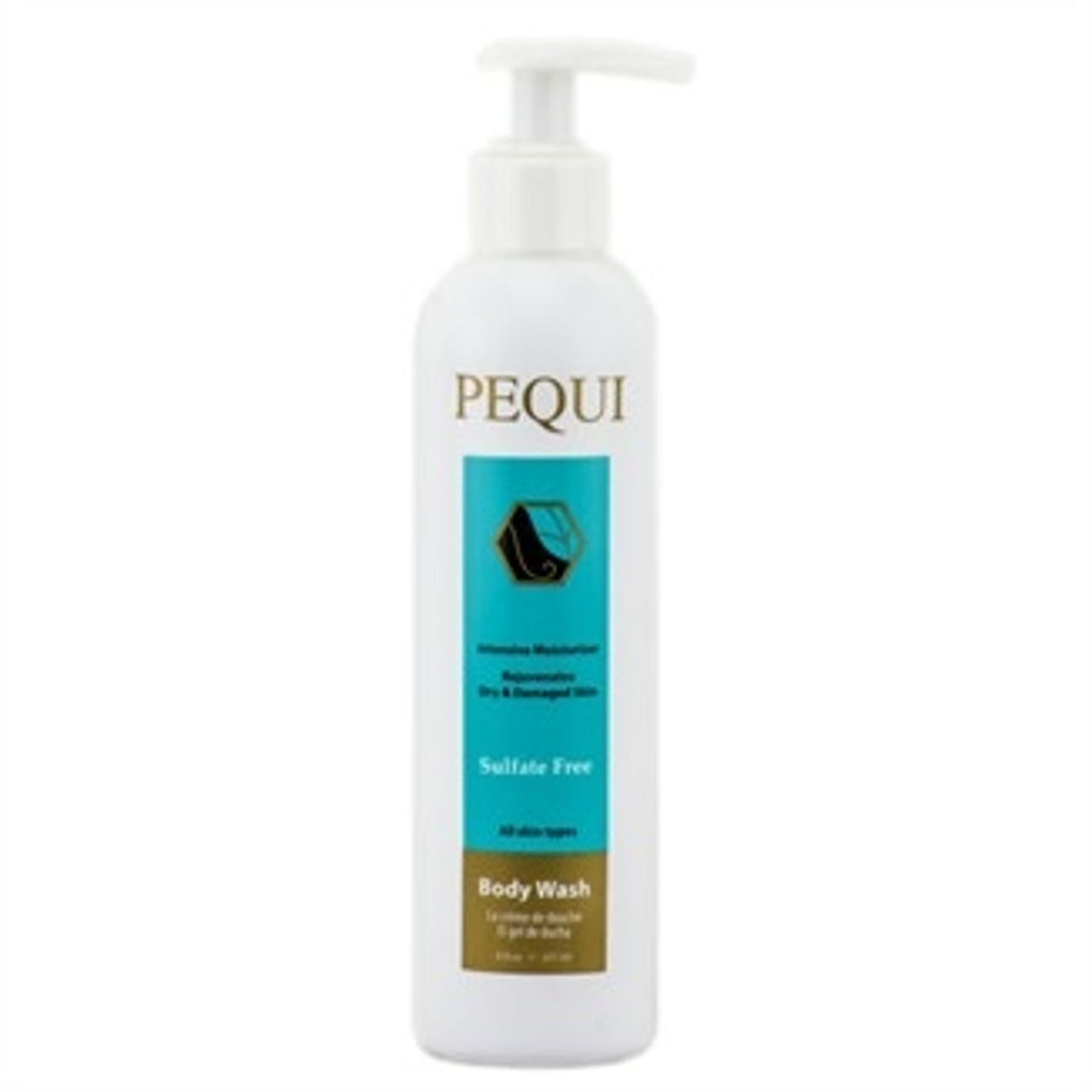 Bioken Pequi Body Wash - 8 oz