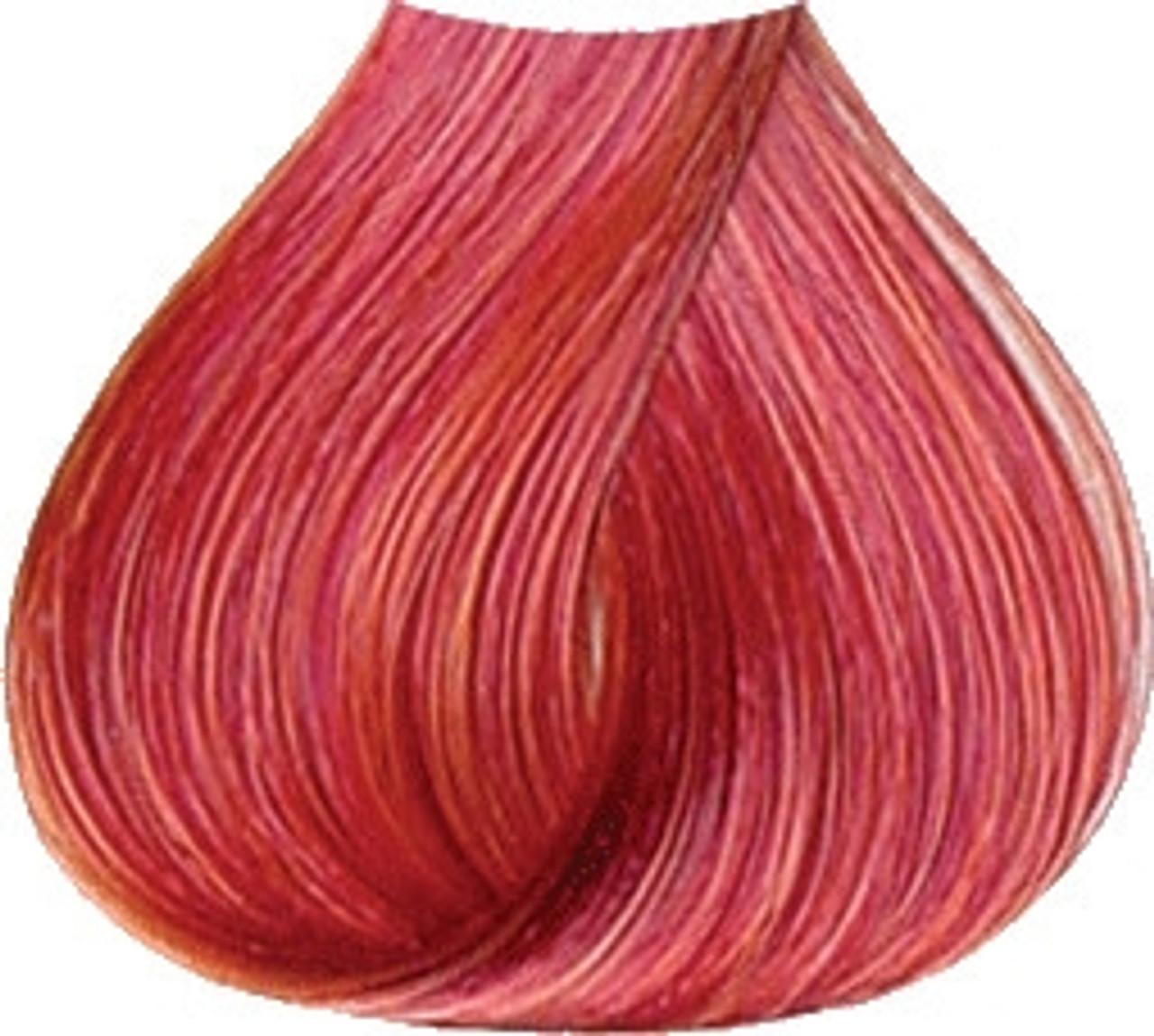 Satin Hair Color - Red Copper - 4CV Copper Violet Chestnut