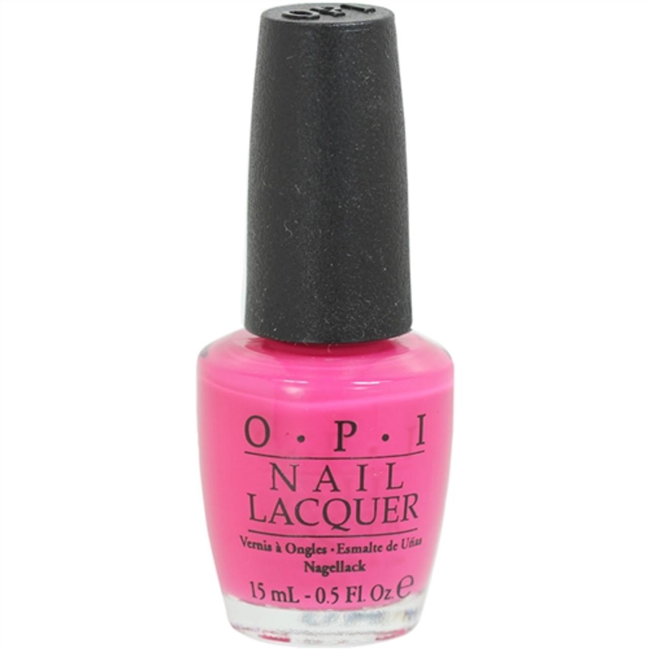 Opi Classics - Strawberry Margarita