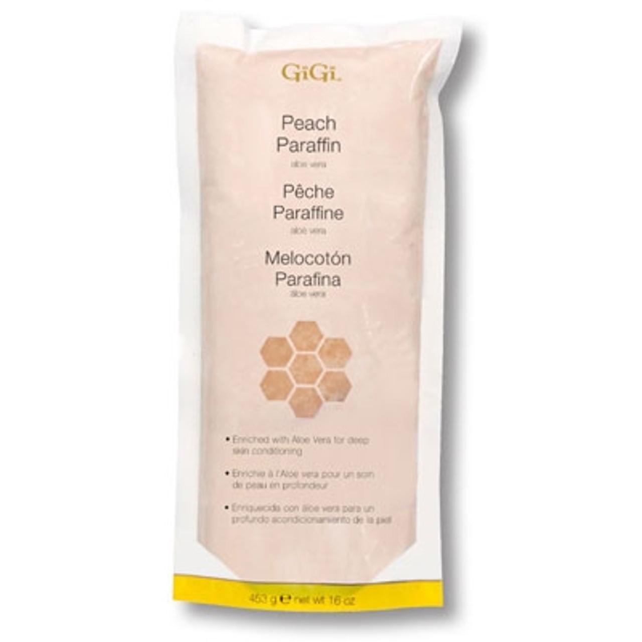 GiGI Paraffin Wax - Peach