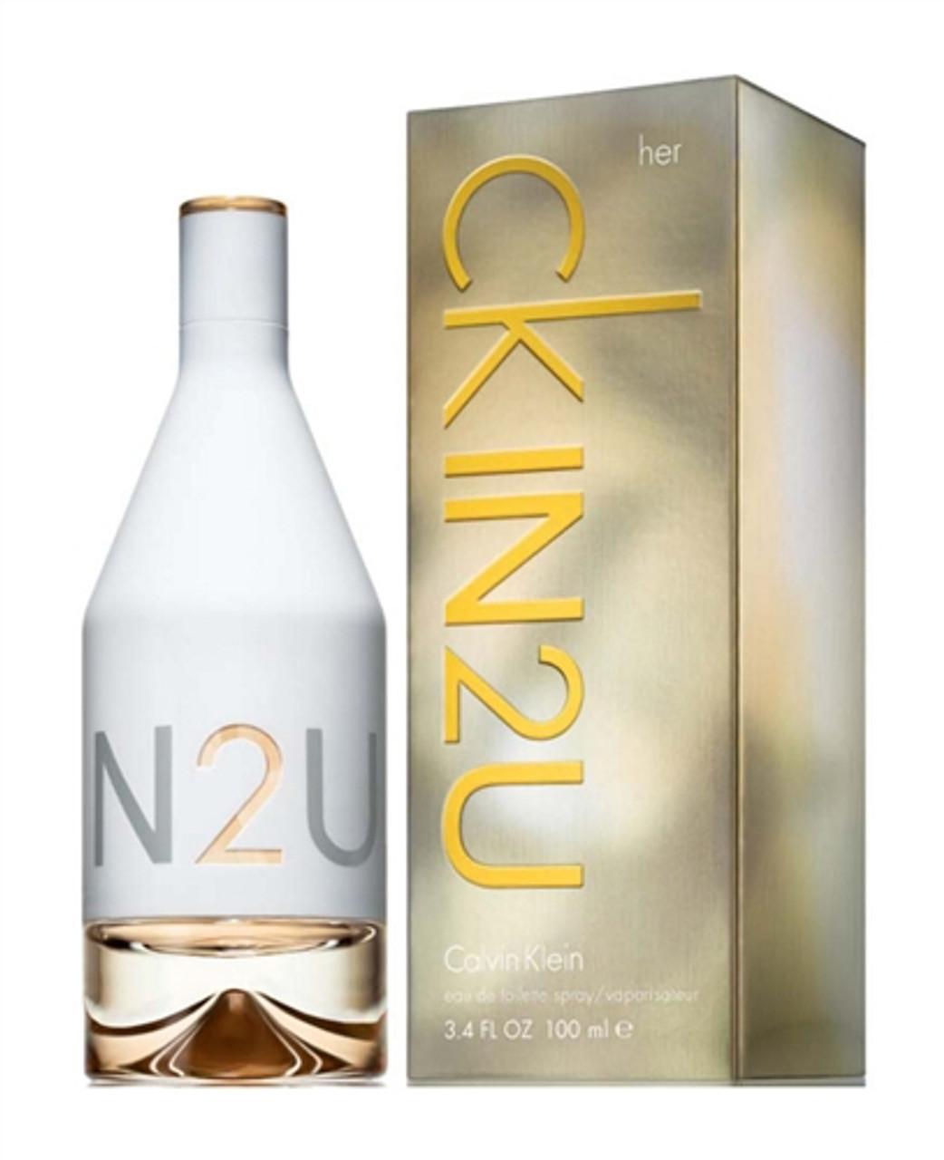 CKIN2U for Her by Calvin Klein