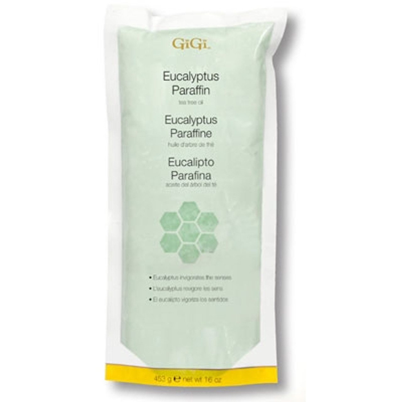 GiGi Paraffin Wax - Eucalyptus