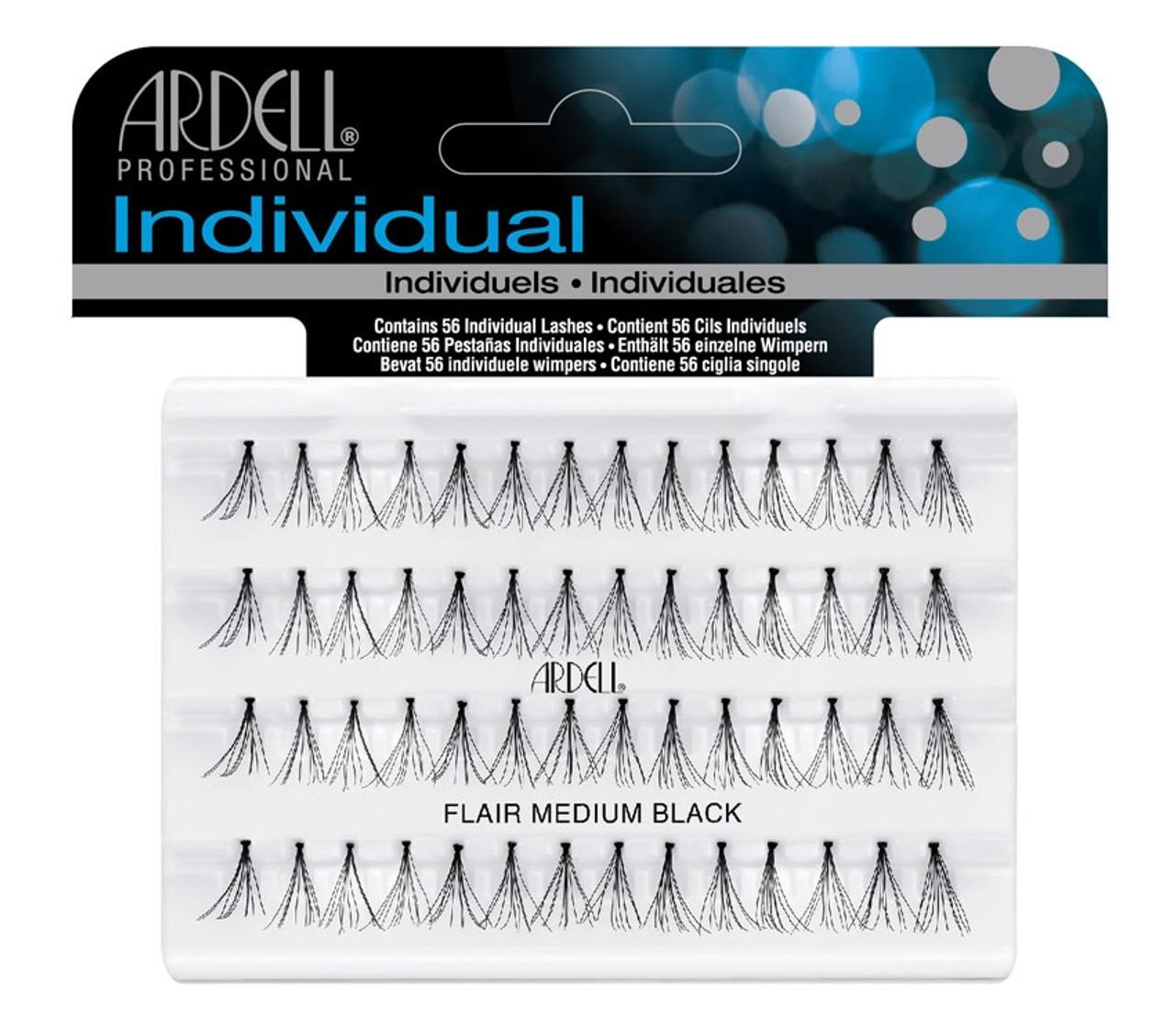 Ardell Individuals Flare Medium Black