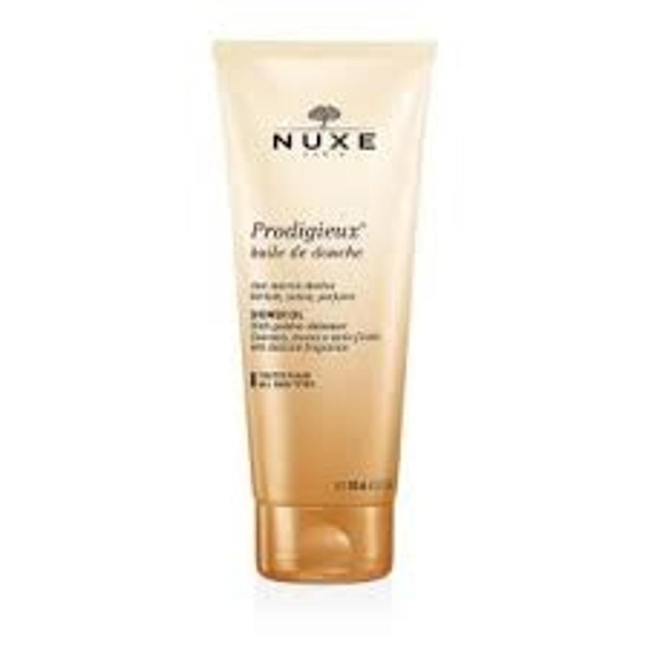 Nuxe Prodigieux Shower Oil 6.7 Fl Oz 200mL