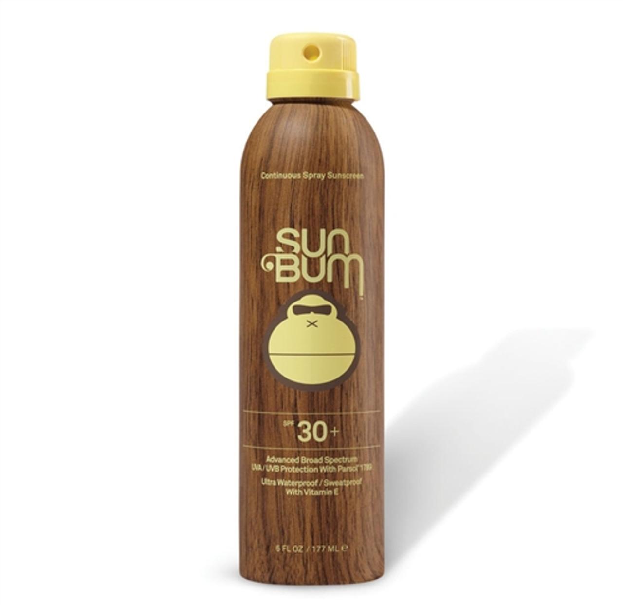 Sun Bum Continuous Spray Sunscreen - SPF 30