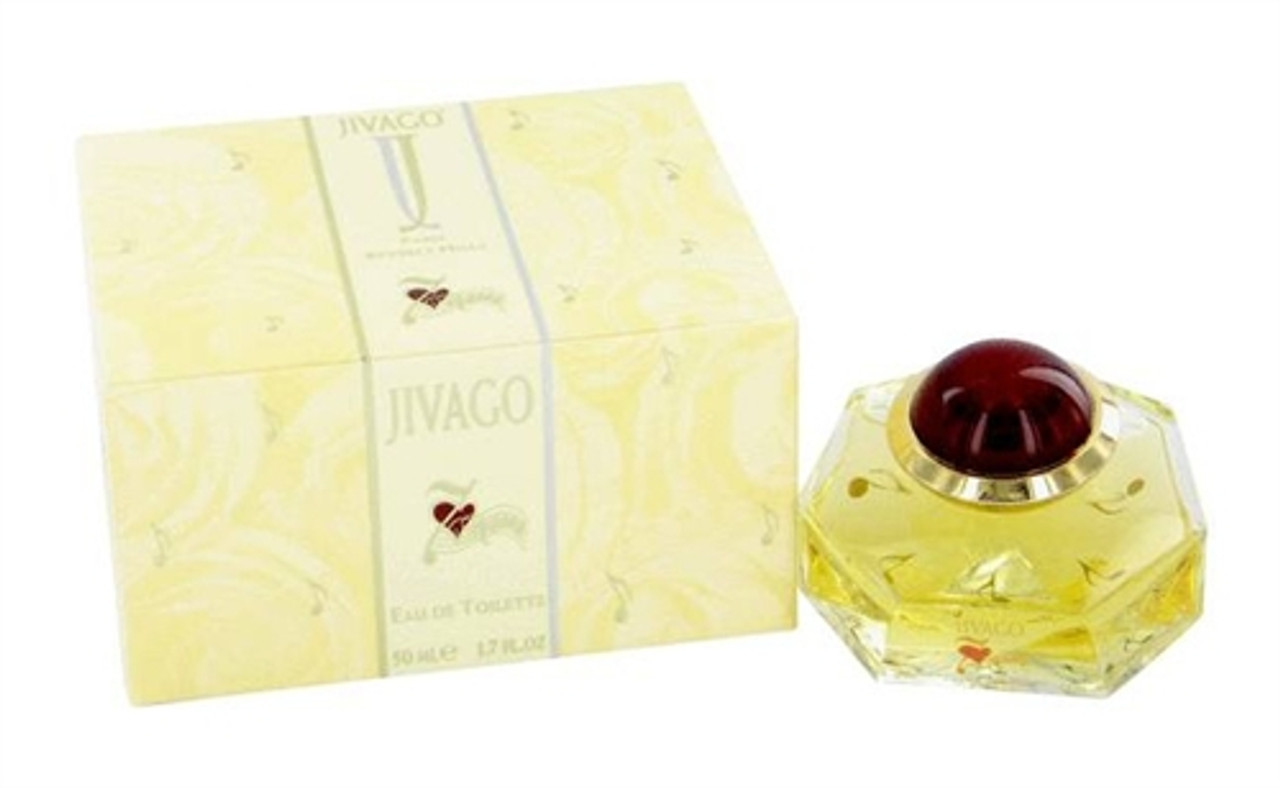 7 Love Notes Eau de Toilette by Jivago