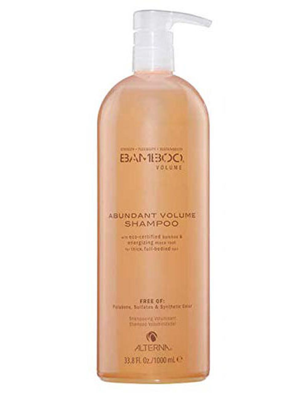 Alterna Bamboo Restructuring Shampoo 1L