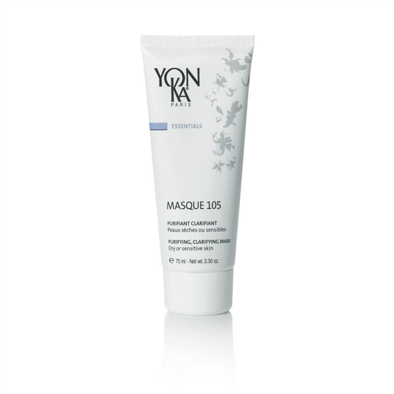 Yon-ka Masque 105 Purify Clarify for Dry and Sensitive  3.30 oz