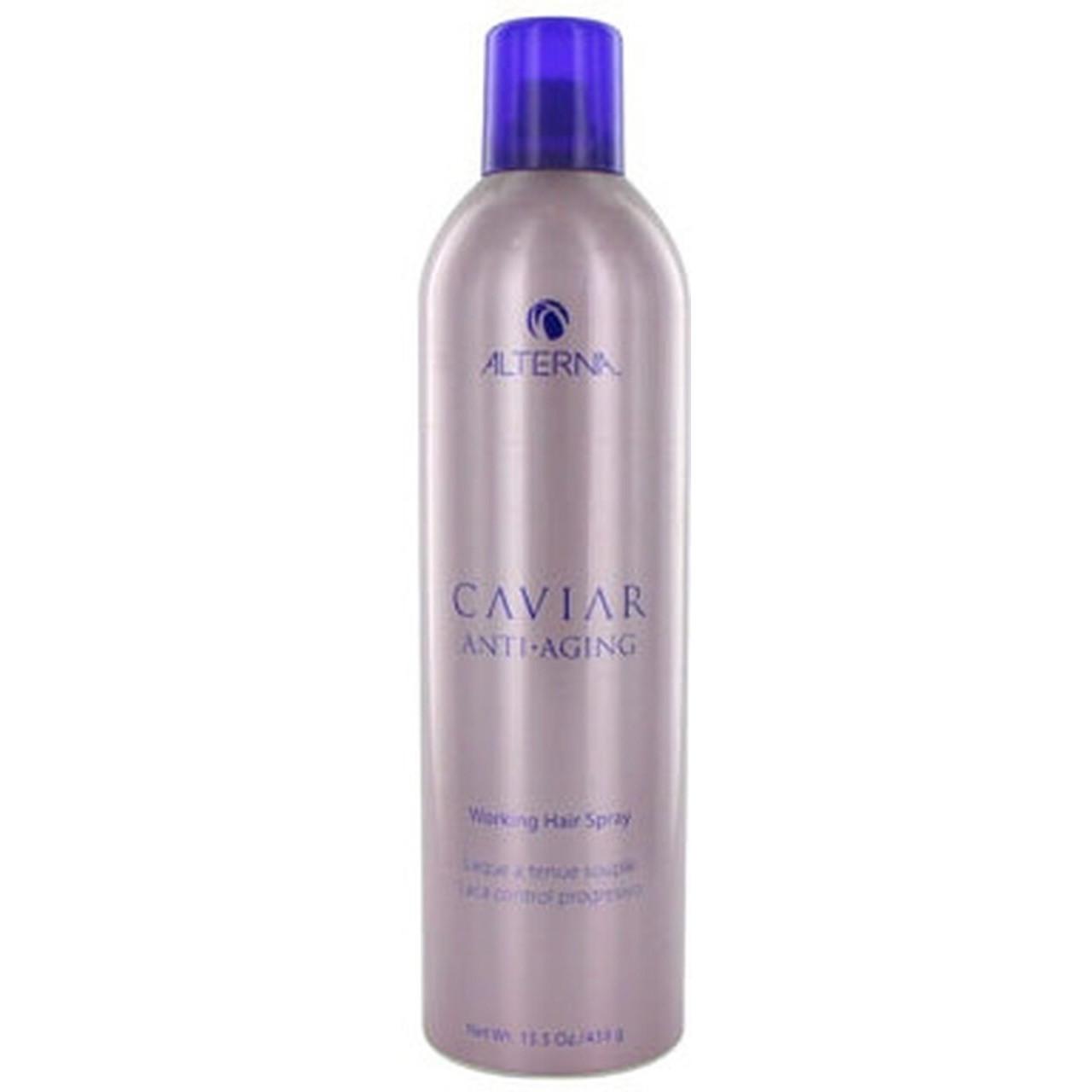Alterna Caviar Working Hairspray - 15 OZ