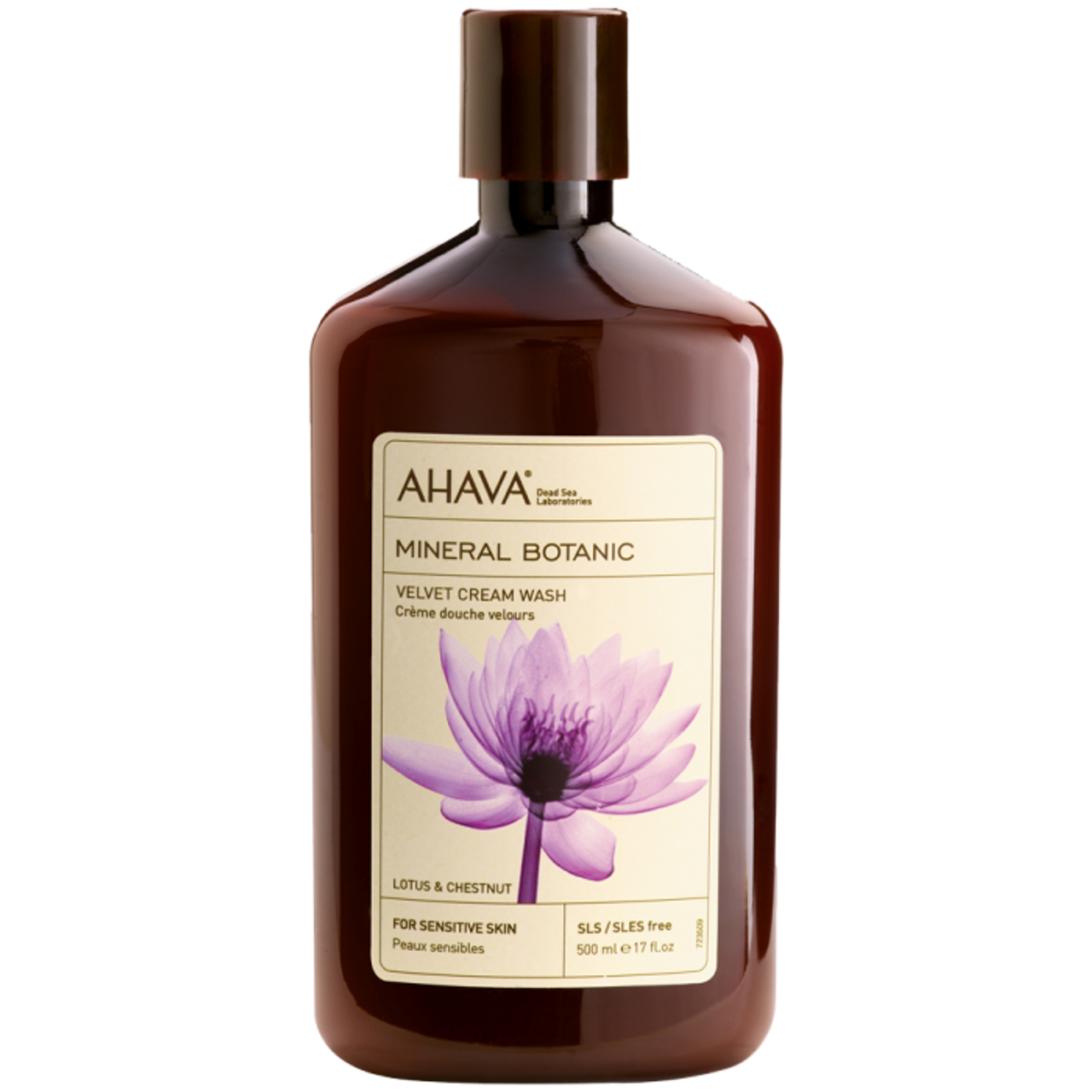 Ahava Velvet Cream Wash Lotus & Chestnut