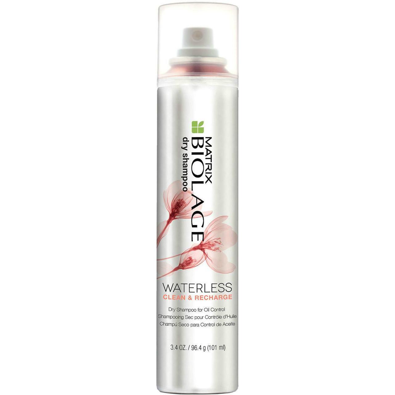 Biolage Waterless Clean & Recharge Dry Shampoo 3.4 Oz