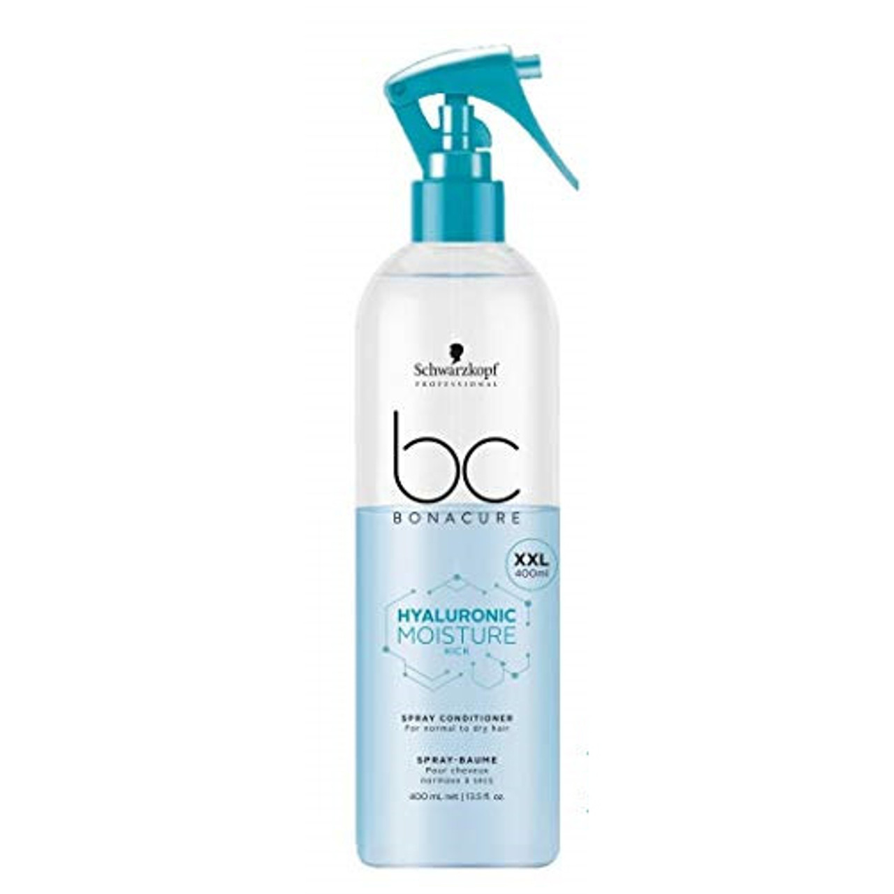 Bonacure Moisture Kick Micellar Cleansing Conditioner, 13.6 oz