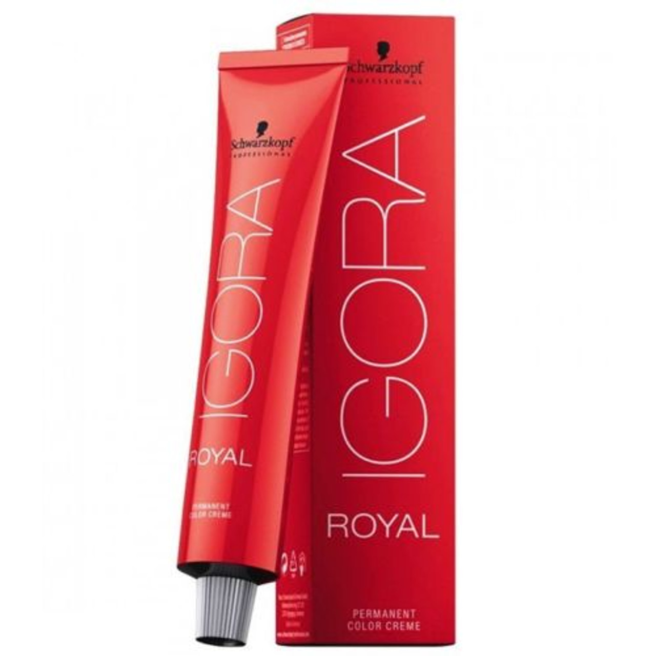 Schwarzkopf Igora Royal Permanent Color Creme - 8-65 Light Auburn Brown