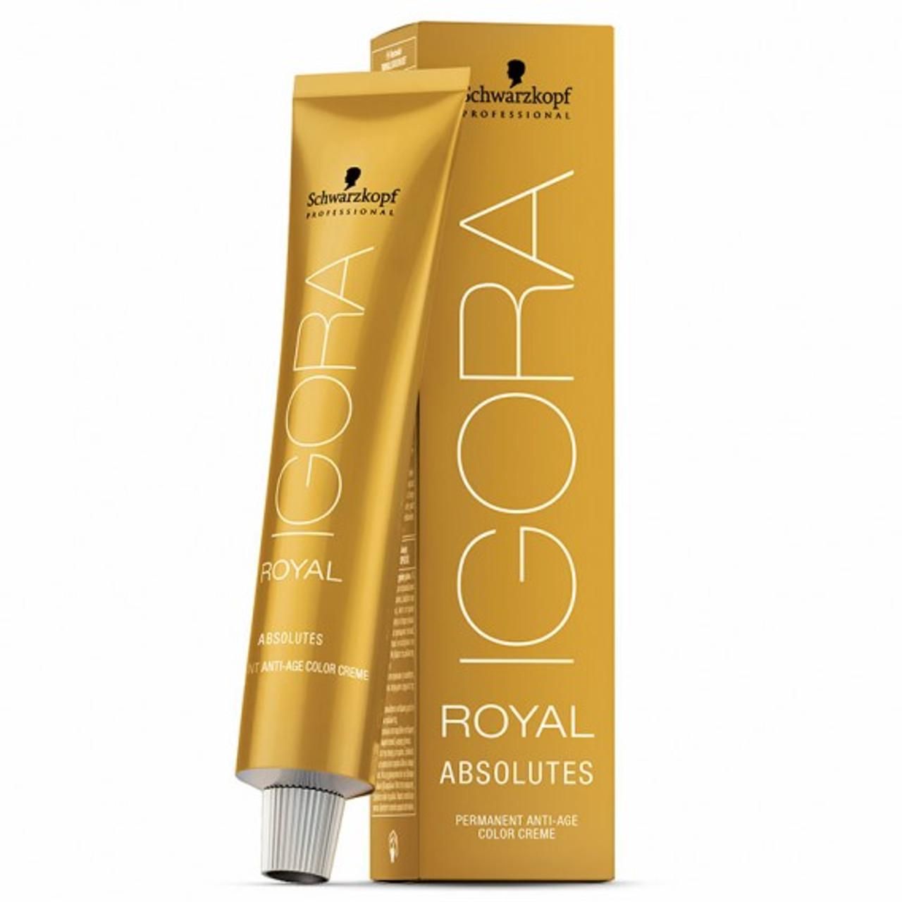 Igora Royal Absolutes Color 5-80