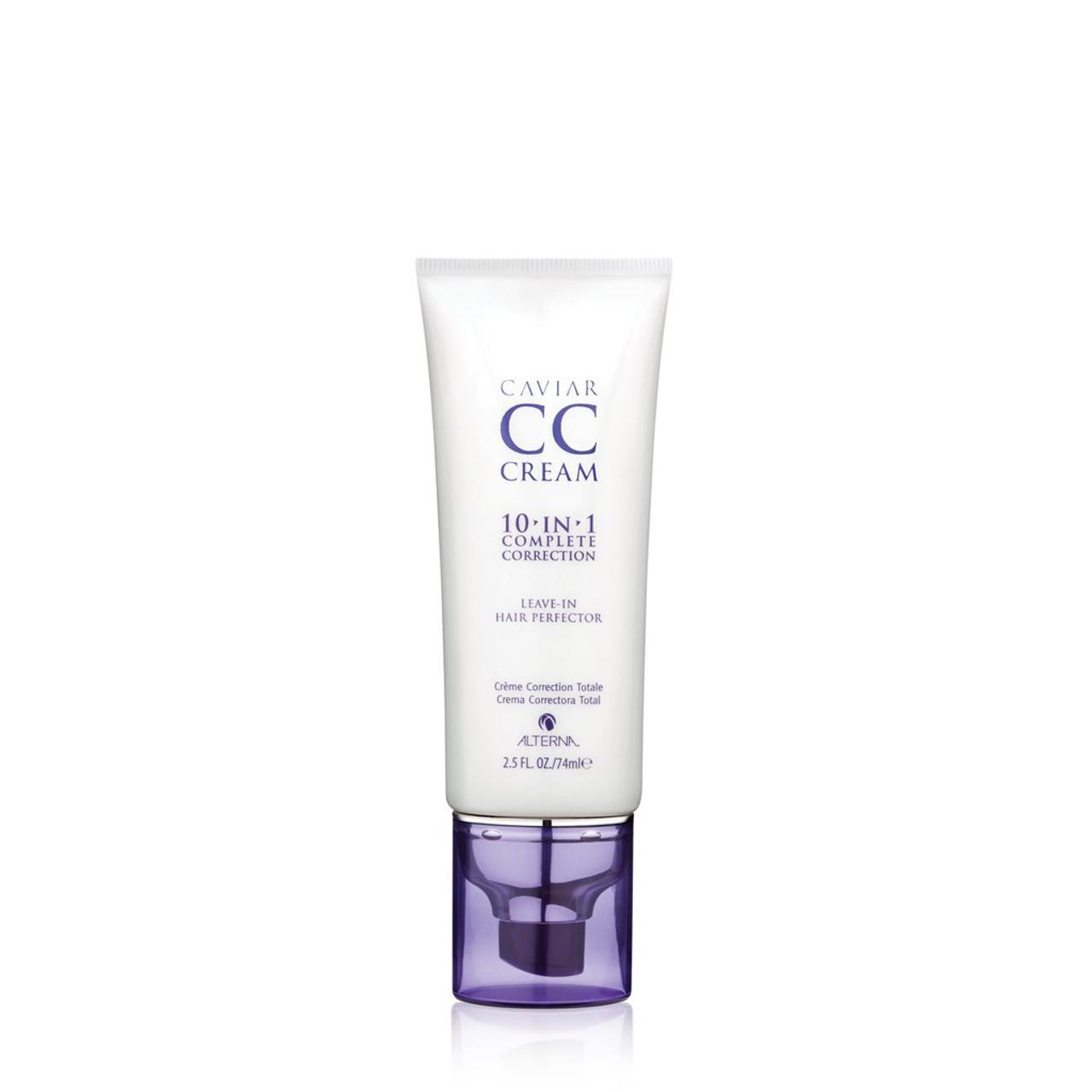 Alterna Caviar CC Cream, 2.5 fl oz (74 ml)