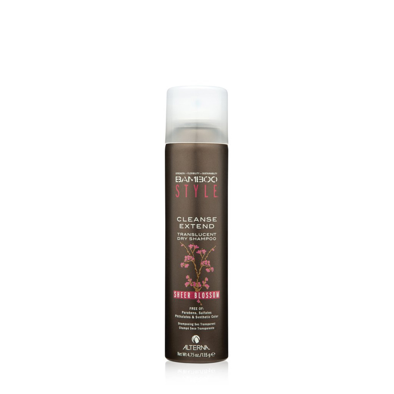 Alterna Bamboo Style Cleanse Extend Dry Shampoo - Sheer Blossom