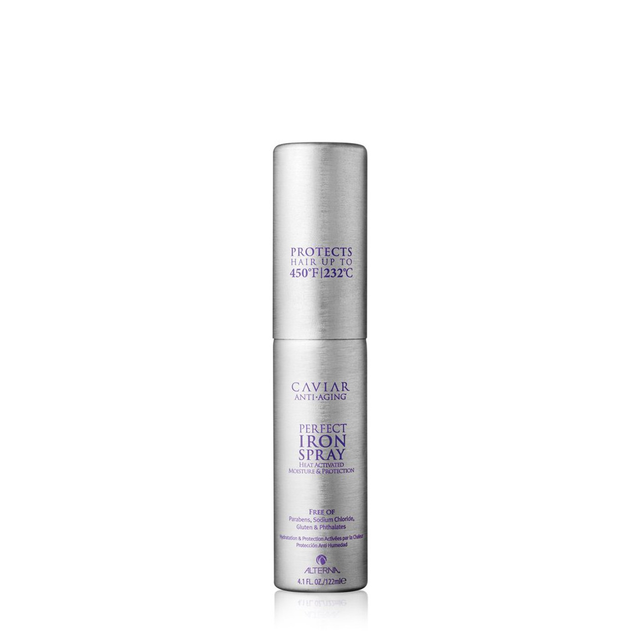 Alterna Caviar Perfect Iron Spray, 4.1 fl oz (122 ml)