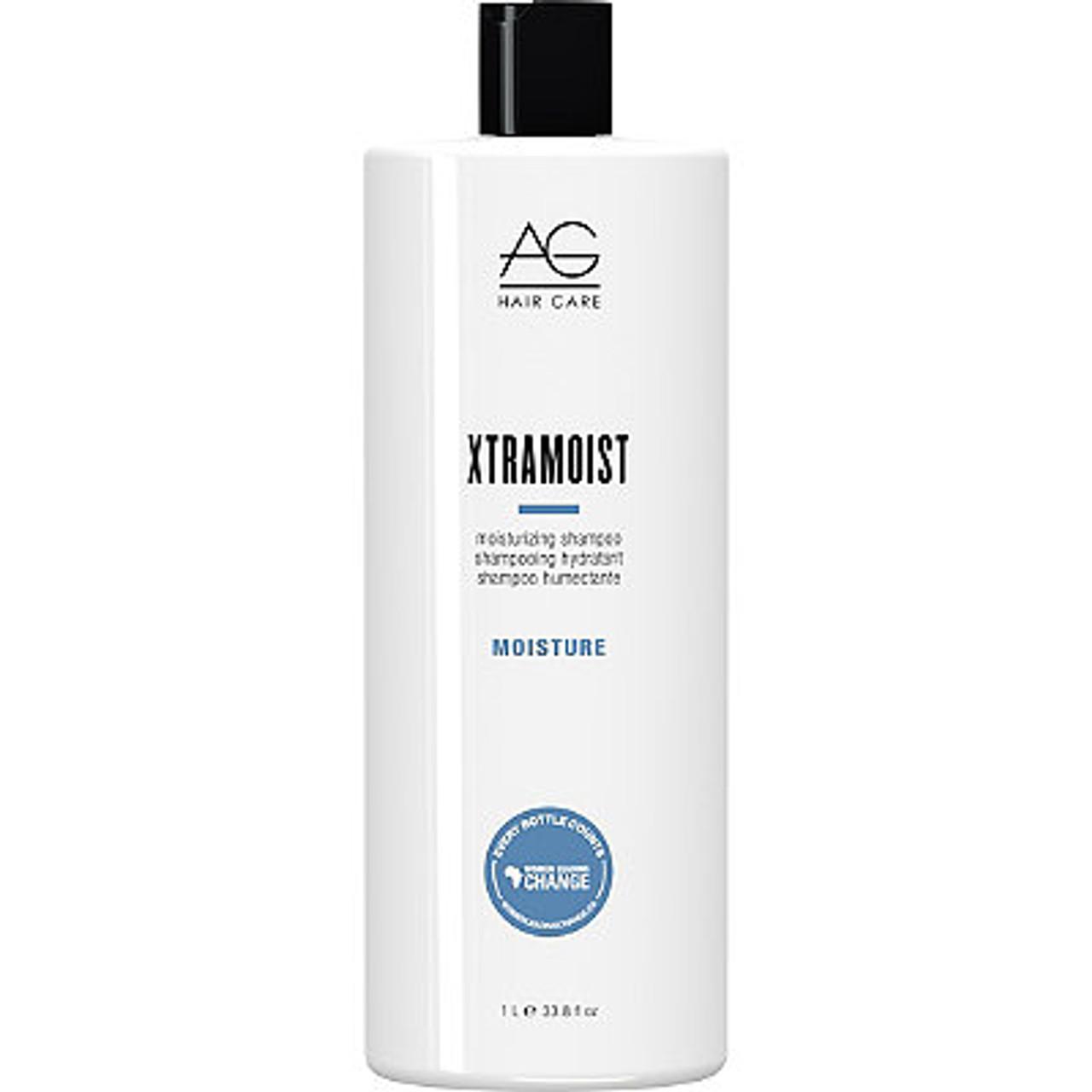 AG Hair Xtramoist Shampoo, 1L