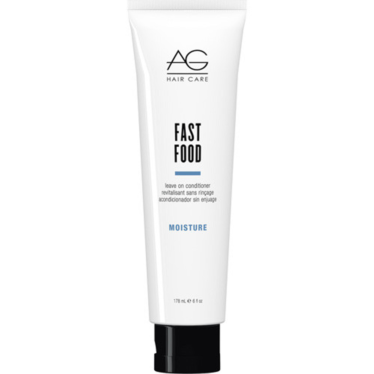 AG Hair Fast Food Leave-on Conditioner, 6 oz