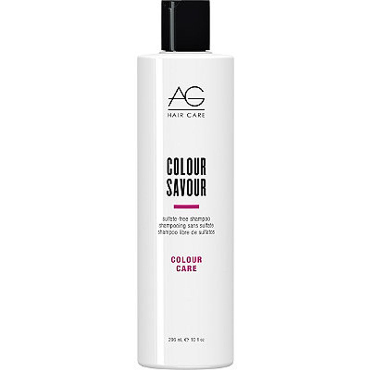 AG Hair Colour Savour Shampoo, 10 oz