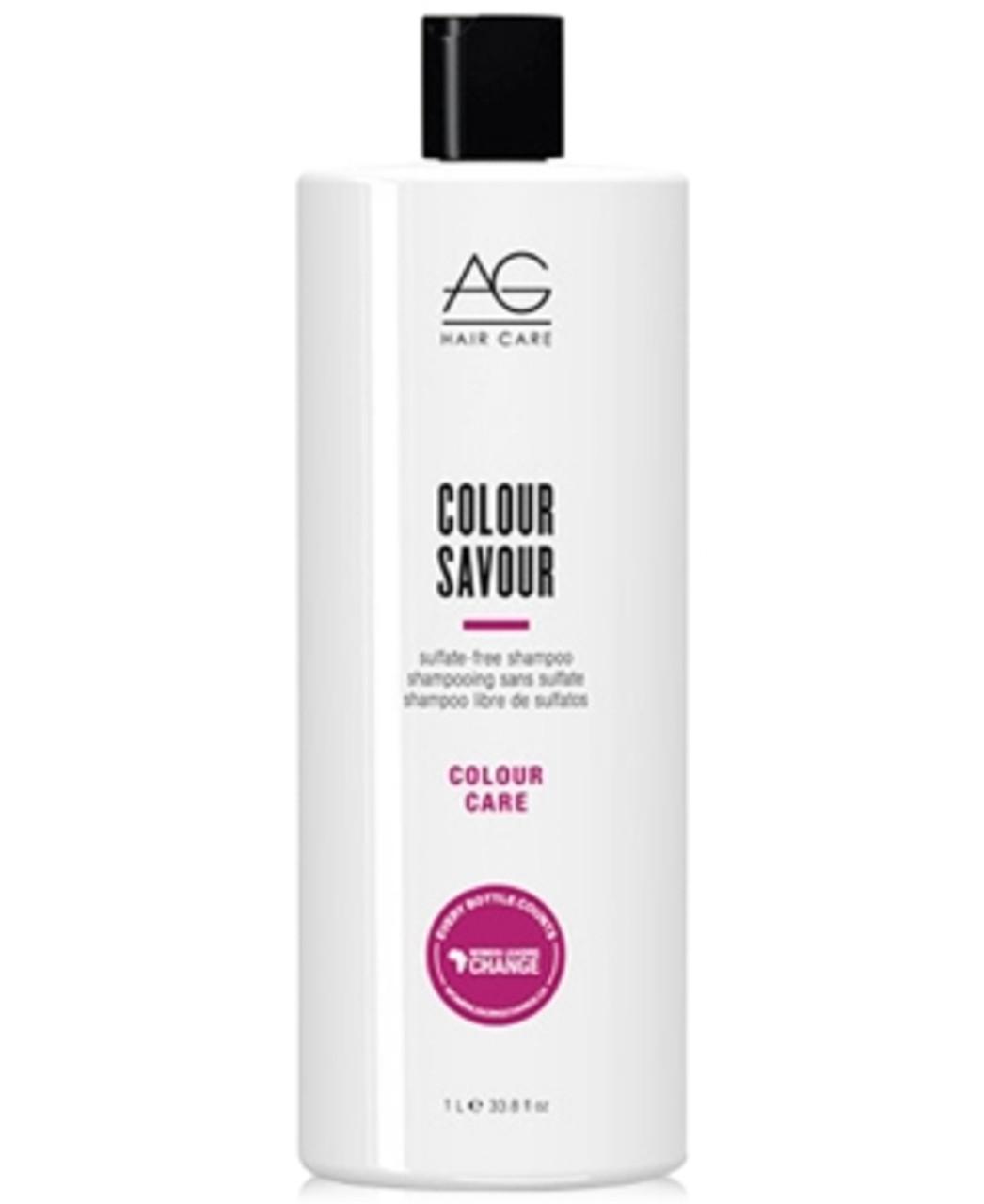 AG Hair Colour Savour Shampoo, 1L
