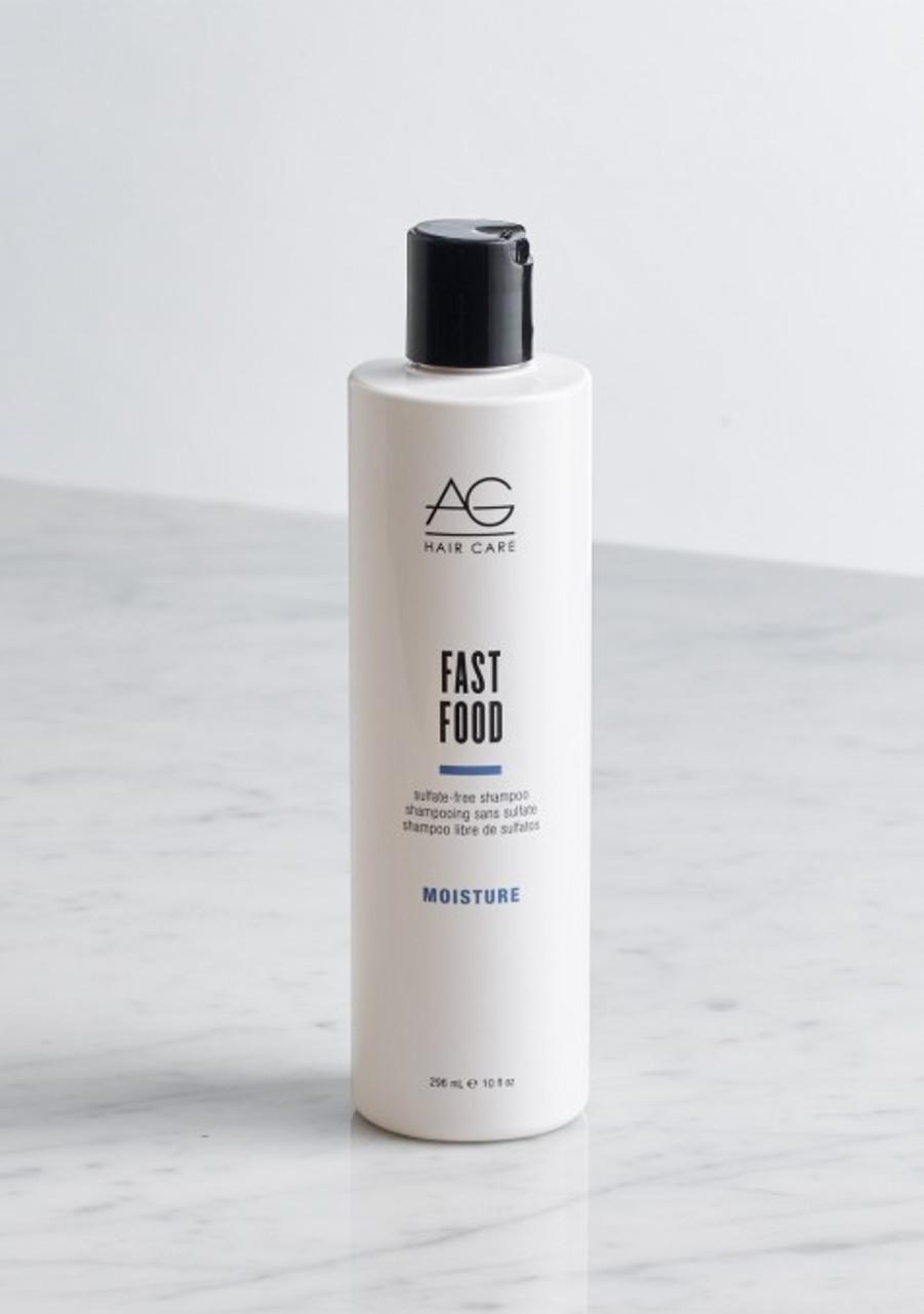 AG Hair Fast Food Shampoo, 8 oz