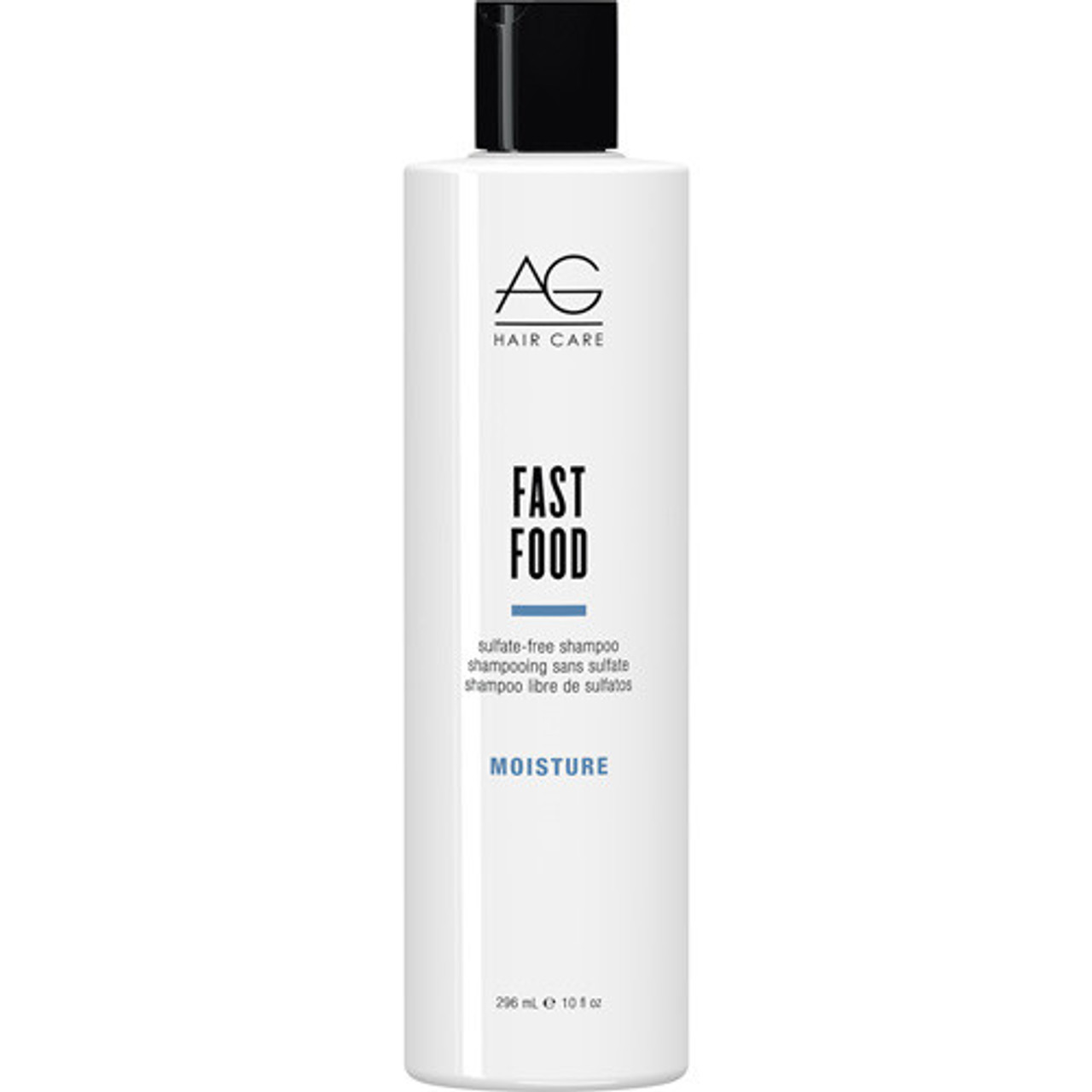 AG Hair Fast Food Shampoo, 10 oz